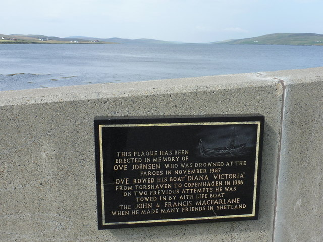 Aith: memorial to a rower
