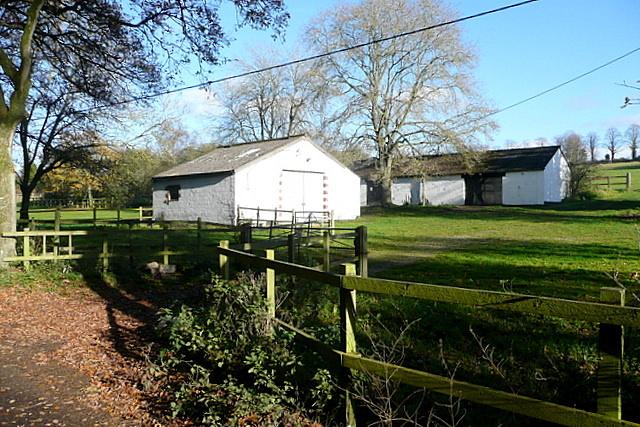 Barns at Hay Wood