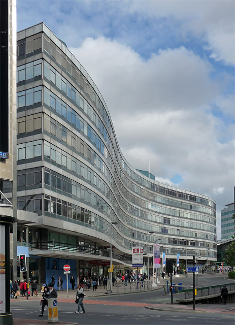 Gateway House, Piccadilly, Manchester