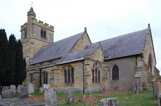 St Margarets Church, Horsmonden
