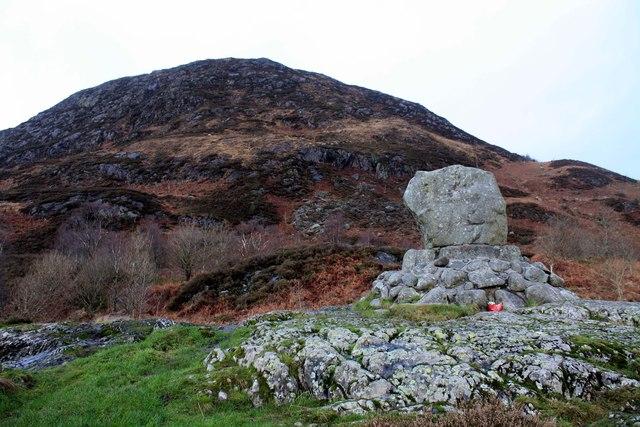 Bruce's Stone, Loch Trool