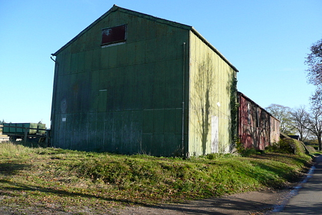 Barns at Blandy's Farm