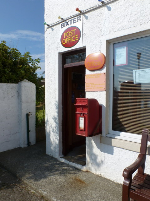 Bixter: postbox № ZE2 32