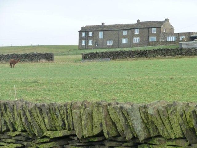 Farmhouse on Mount Hill