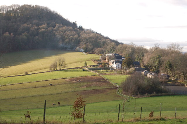 Hill Farm and Chase Hill