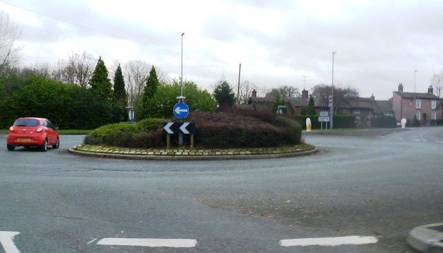 Roundabout - Dean Row