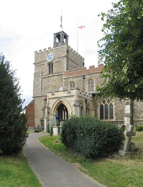 St John, Finchingfield