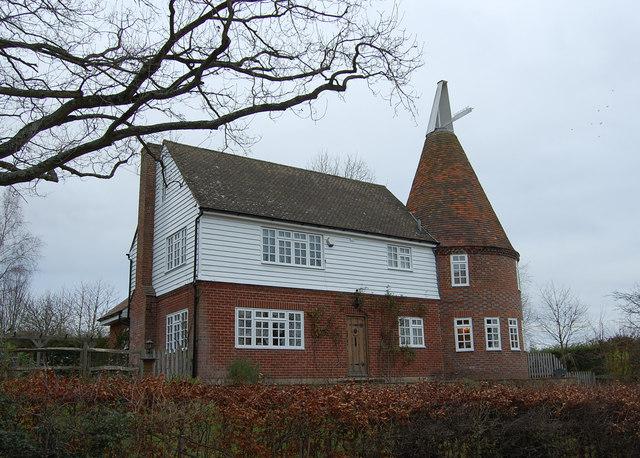 The Old Oast, Horsmonden