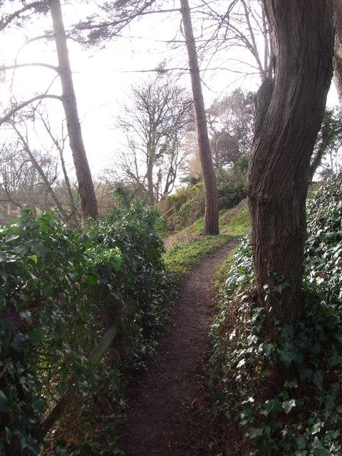 Riverside footpath, Stratford-on-Avon