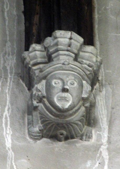 St John, Finchingfield - Corbel