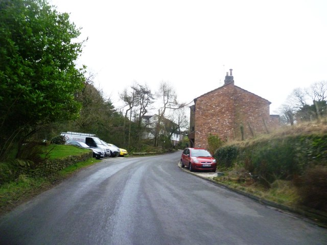 Hollin Lane - Lowerhouse