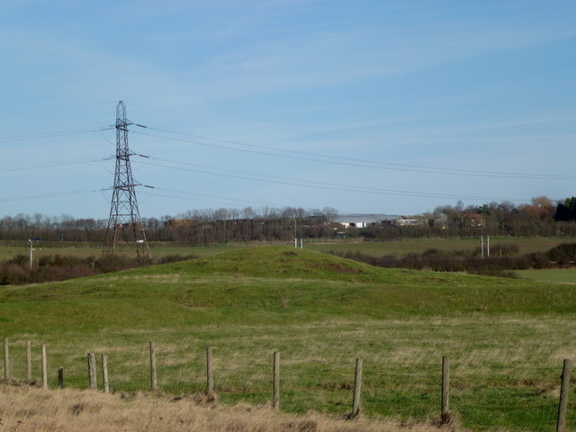The Mounds of South Woodham Ferrers