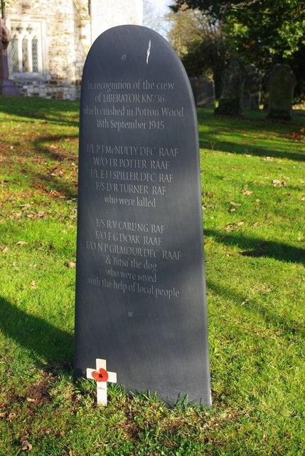 KN736 memorial