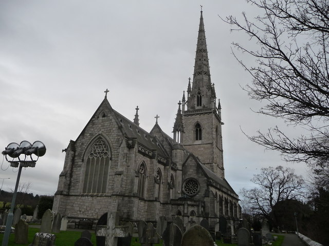 The Marble Church, St. Margaret's, Bodelwyddan