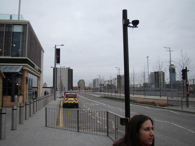View along Westfield Way #1