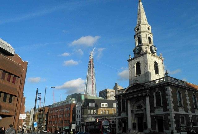 2 spires?