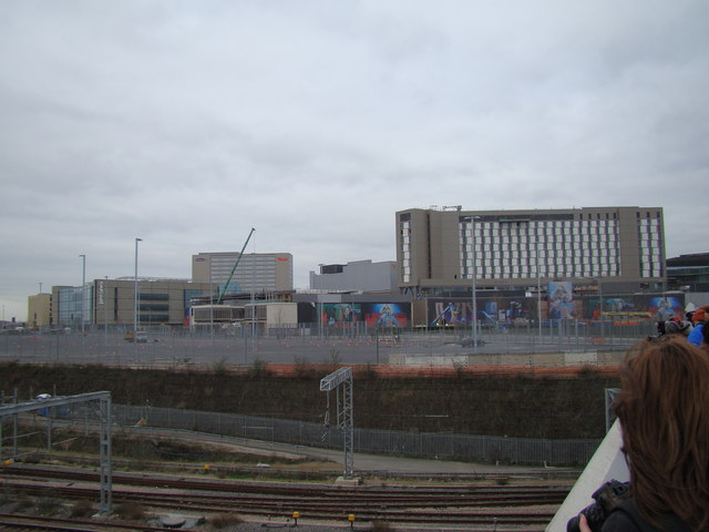 View of Westfield from Westfield Way