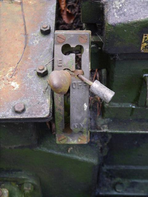 RAF Charterhall - Transformer Compound - Apparatus Image #2