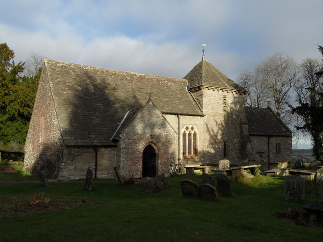 St Mary Magdalene, Hewelsfield