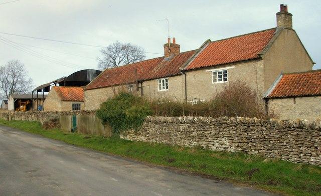 Manor Farm, Pockley