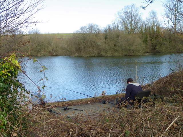 Fishing, Langford Lakes