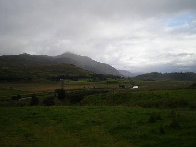 Spey valley