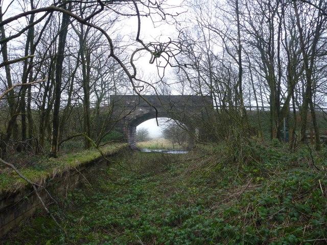 Rural East Renfrewshire : Uplawmoor Station