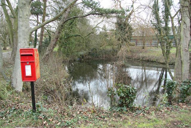 Rand village pond