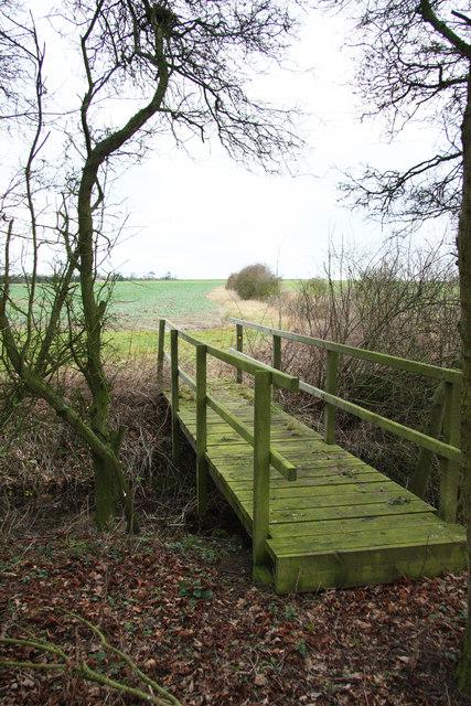Footpath to Rand