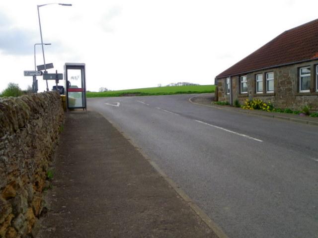 Junction, Kenlygreen Cottages