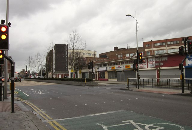 Ferensway, Hull
