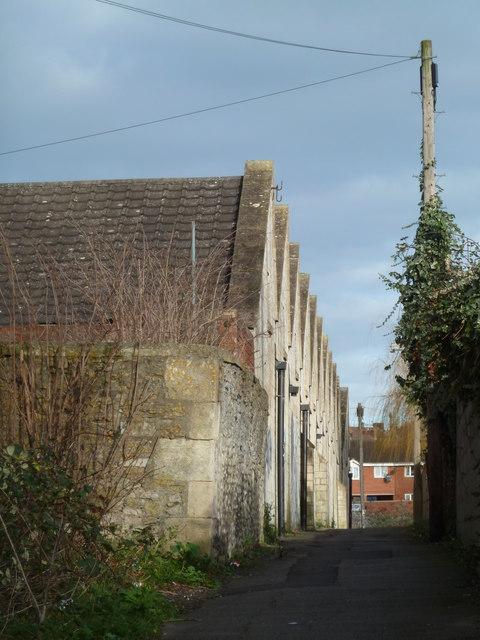 Ashton Mills, Trowbridge