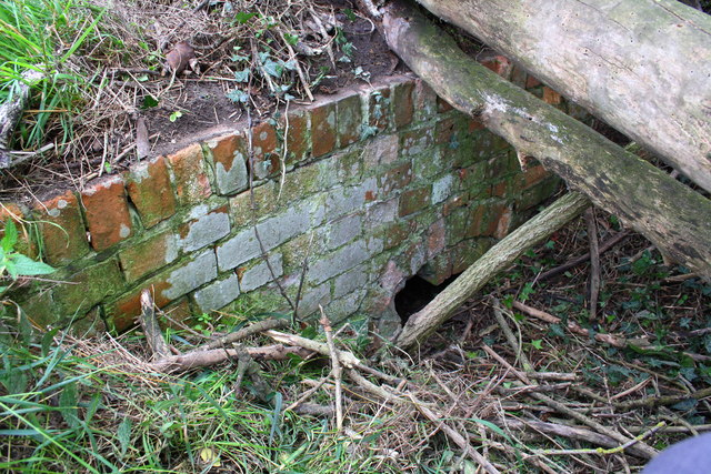 Culvert beside A338