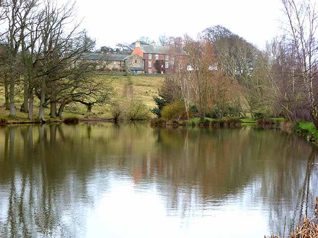 Pond and Shield Hall Farm