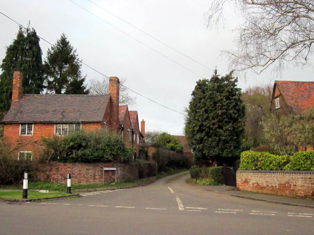 Upton Warren Rectory Lane