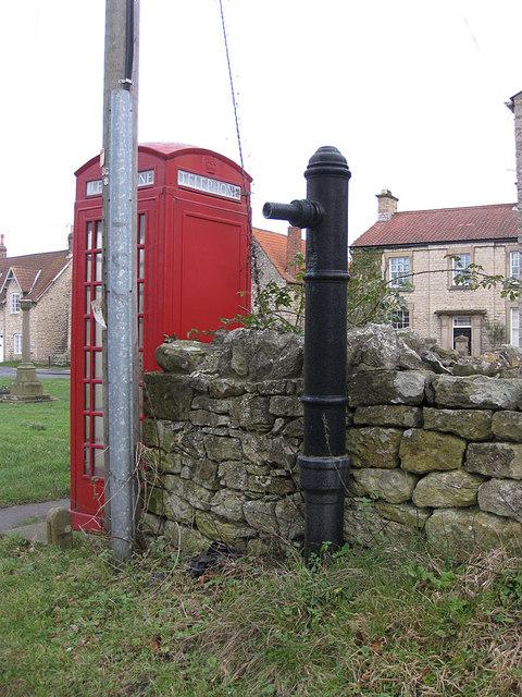 Water pump, Church Street