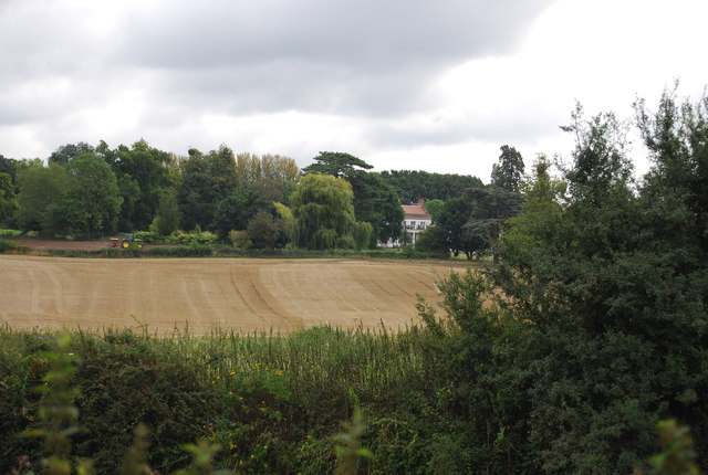 Field by the River Medway