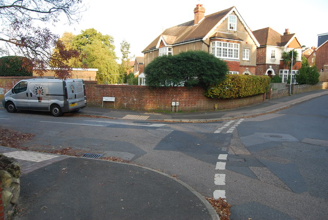 Junction of Somerset Rd and Southwood Avenue