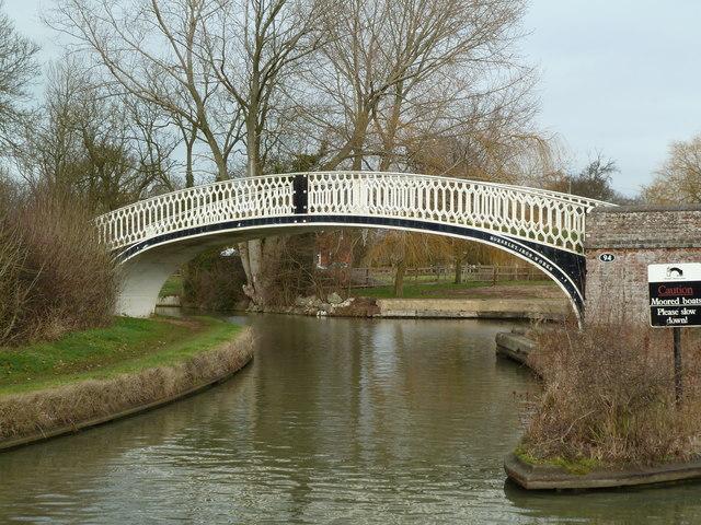 Bridge 94, Oxford Canal