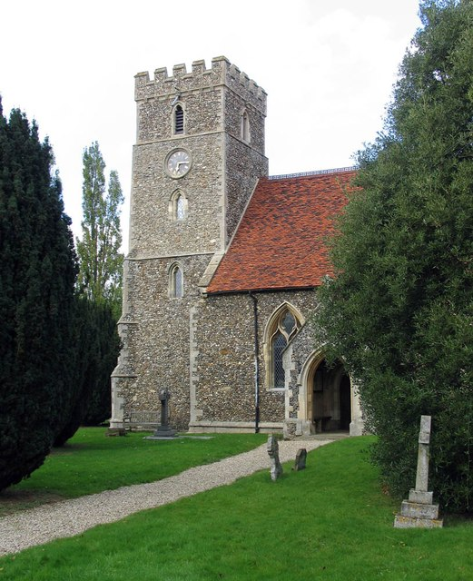 St James the Great, Great Saling - Tower