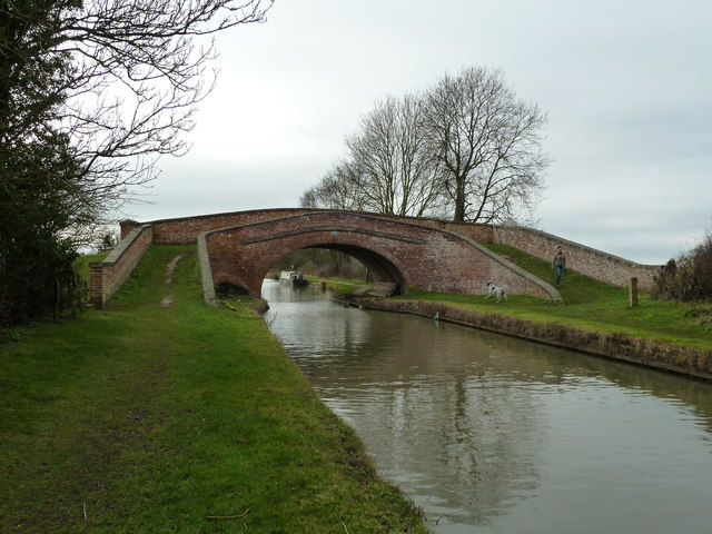 Bridge 95, Oxford Canal