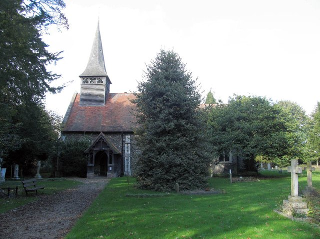 St Mary, Panfield