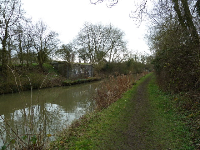 Bridge 97A, Oxford Canal