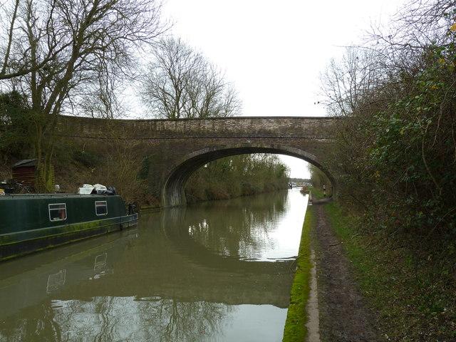 Bridge 98, Oxford Canal