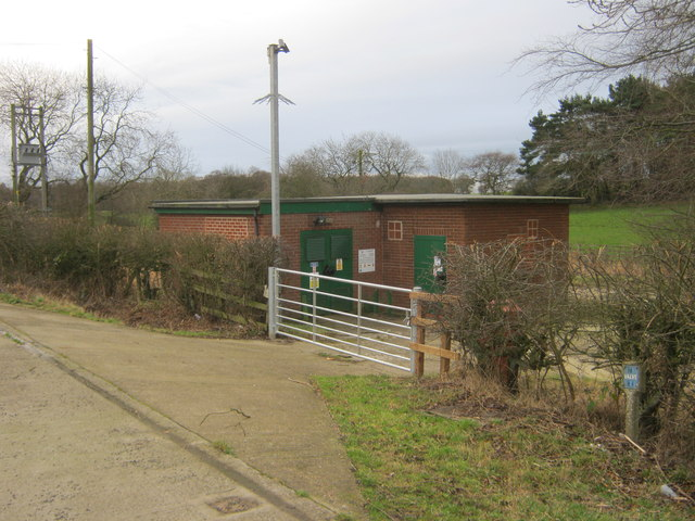 Coal Lane pumping station