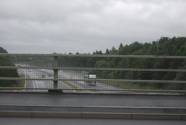 M6 at Junction 40