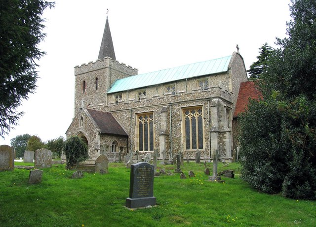 St Mary the Virgin, Great Bardfield