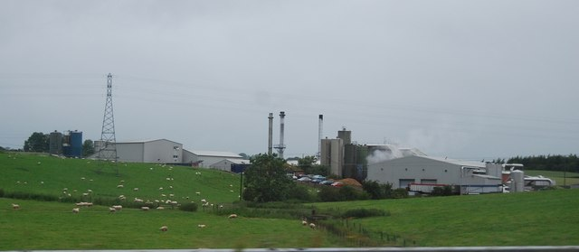 Factory at Wildriggs