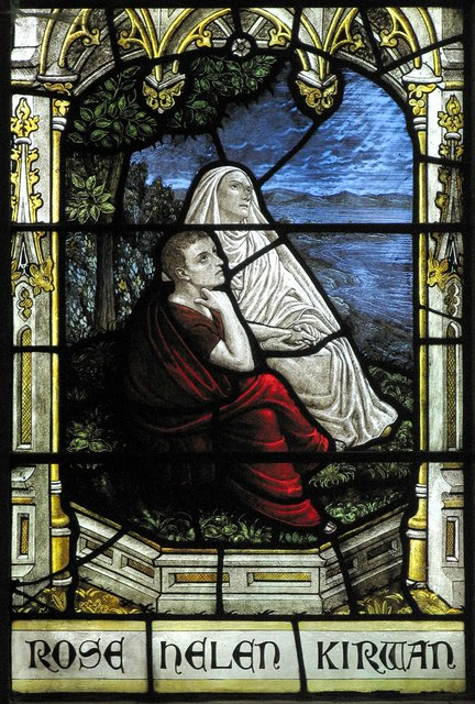 St Mary the Virgin, Great Bardfield - Stained glass window