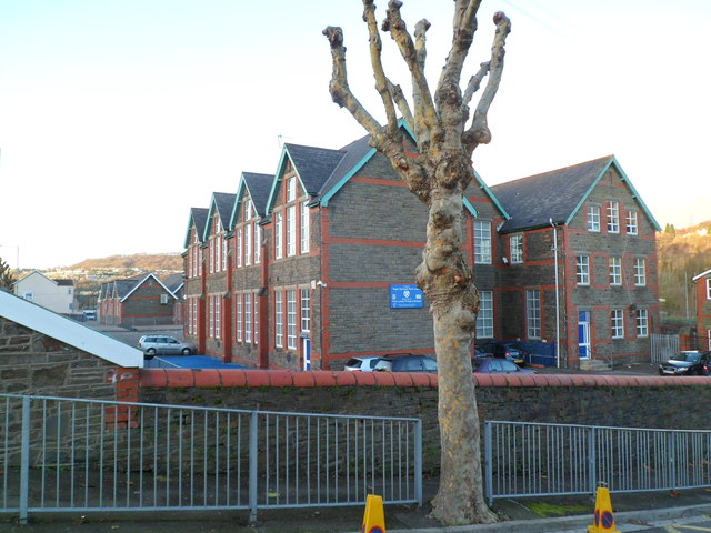 Parc Lewis Primary School, Treforest